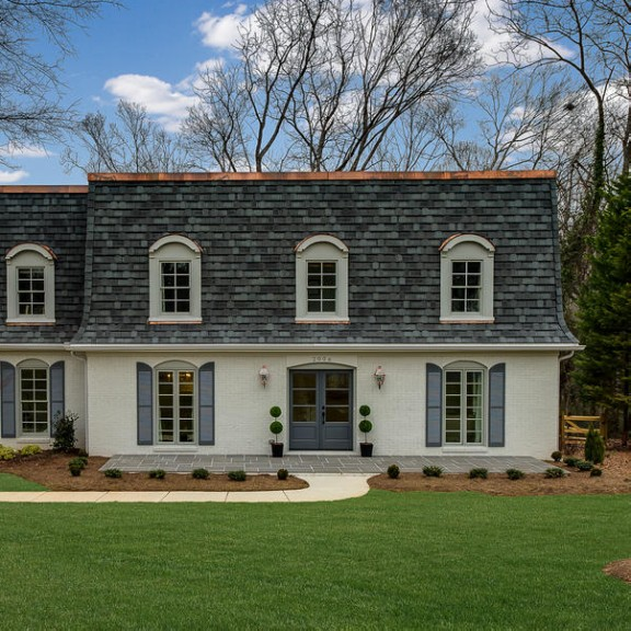 Foxcroft French Cottage Renovation